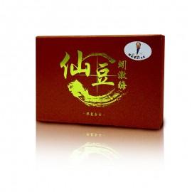 cf002 仙豆蚓激䩈(膠囊) 成分:紅蚯蚓萃取物、 Q10、L精安酸、 茄紅素、硒酵母 $950